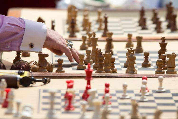 Quel est le futur des jeux d'échecs - 1