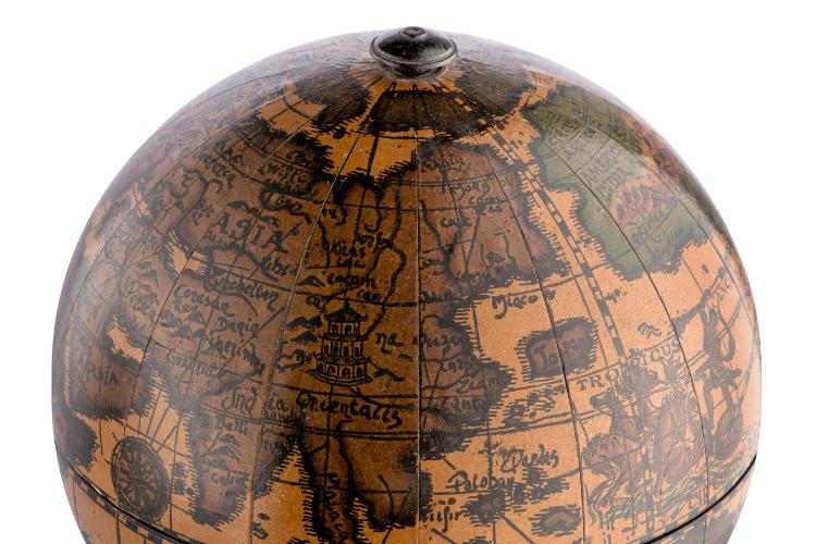 globe terrestre serre-livres